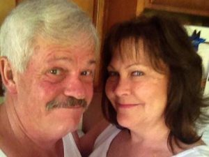 Jim and Terri Brooks