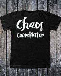 ED205-Chaos Coordinator T-Shirt