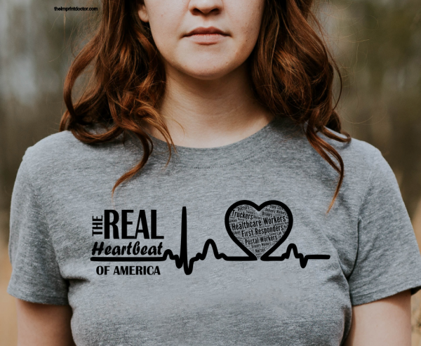 Real Heartbeat Shirt