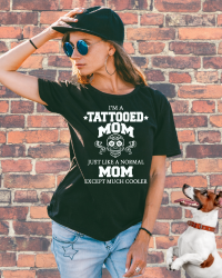 MG248-Cool Tattooed Mom Shirt