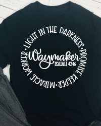 Waymaker Christian Shirt