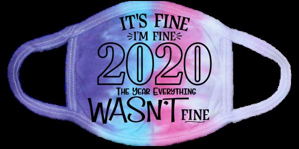 2020 the year it wasn't fine
