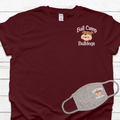 Ball Camp Bulldogs Combo