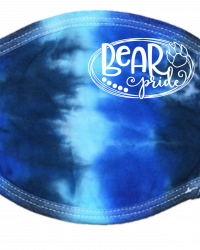 LE101- Bear Pride Face Mask