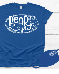 LE102-Bear Pride T-shirt/Mask Combo