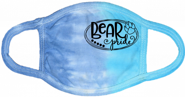 Bear Pride Lagoon Mask
