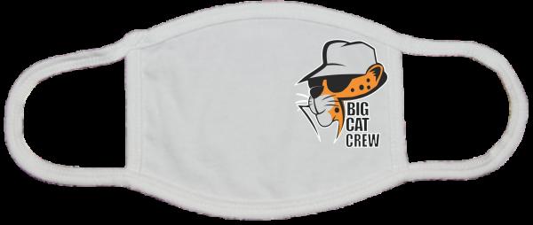 Big Cat Crews White Mask