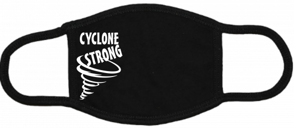 Cyclone Strong Black Mask