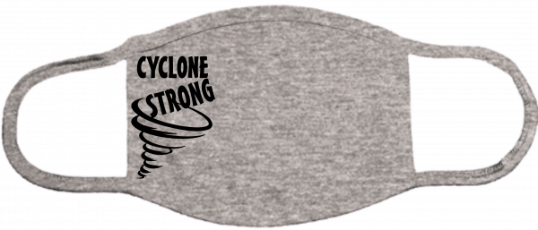 Cyclone Strong Gray Mask