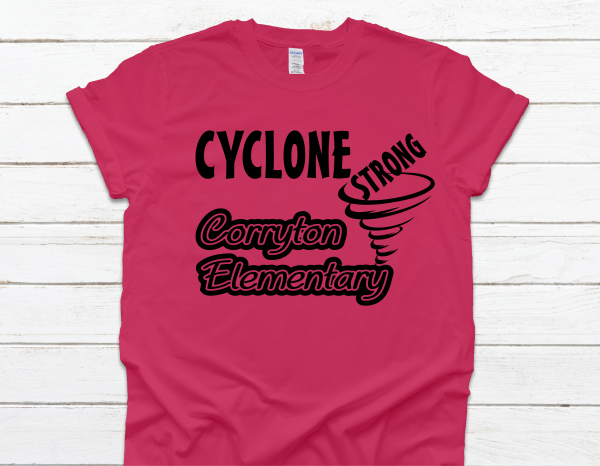 Cyclone Strong Hot Pink