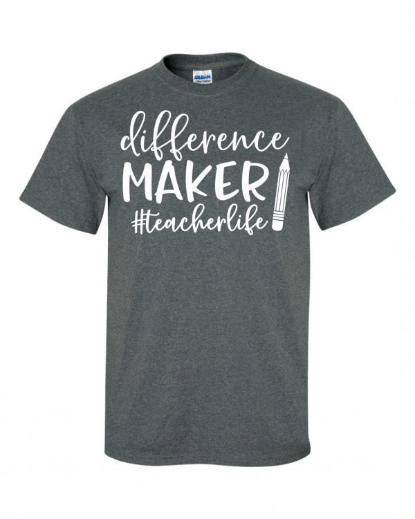 Teacherlife Difference Maker drk gr