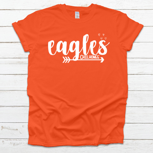 Eagles Chilh Org Tee
