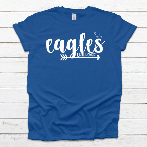 Eagles Chilh Royal Tee