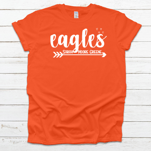 Eagles SMG Org Tee