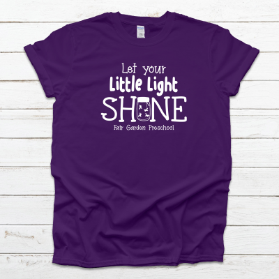FG Little Light Purple Tee