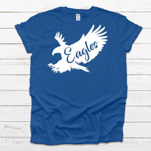 Flying Eagle Royal Tee
