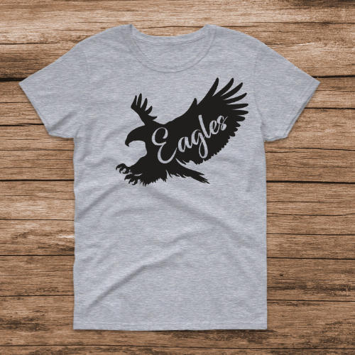 Flying Eagle Sp Gray Tee