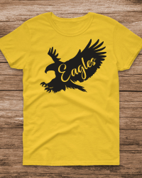 GC100-Flying Eagle T-shirt
