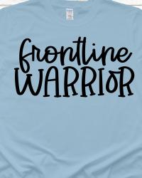 Frontline Warrior T-shirt