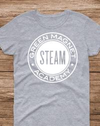 GM103-GMA STEAM T-shirt