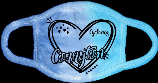 Heart Corryton Lagoon Mask