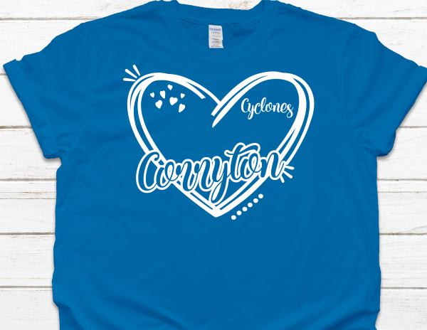 Heart Corryton Sapphire