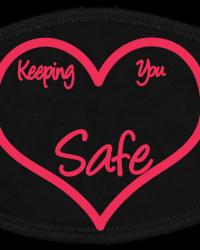 Keeping You Safe Face Mask