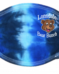 LE104- Bear Bunch Face Mask
