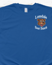 LE103-Bear Bunch T-shirt