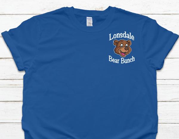 Lonsdale Bear Bunch Royal