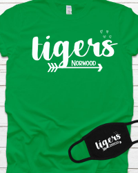 NE102-Norwood Elementary Tiger Arrow Combo