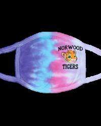 NE104- Color Tiger Head Face Mask