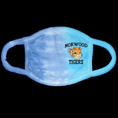 NE Tiger Face Lagoon TD Mask