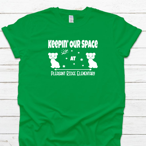 PR Keepin Our Space Green Tee