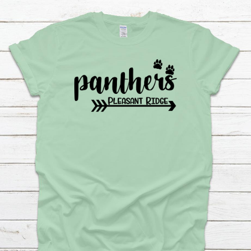 PR Panthers Arrow Mint