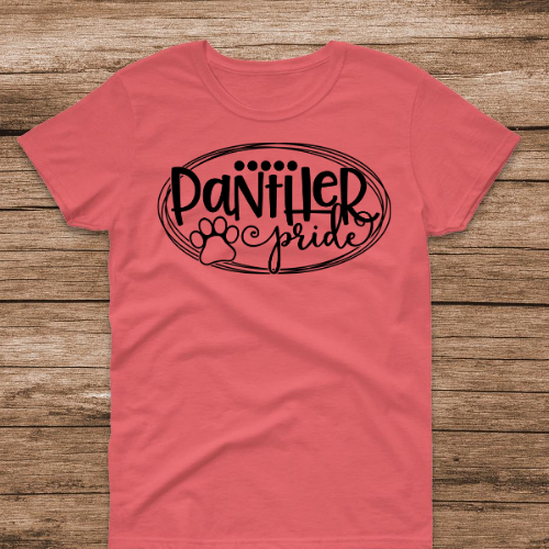 Panther Pride Coral