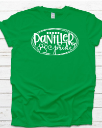 "PR107-""New"" Panther Pride T-shirt"