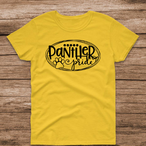 Panther Pride Yellow