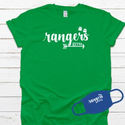 Rangers Arrow Paw Combo