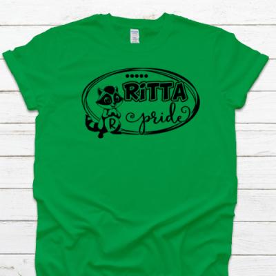 Ritta Pride Green Tee