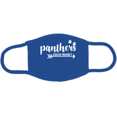 Royal Panthers Mask