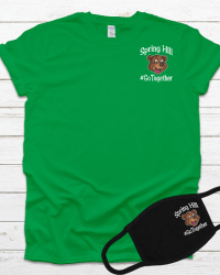 SH105-#GOTOGETHER T-shirt/Mask Combo