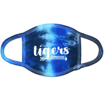 SP Tigers Blue TD Mask