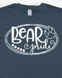 SH100-Bear Pride T-shirt