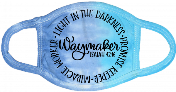 Waymaker Face Mask