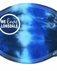 LE107- We Love Lonsdale Face Mask