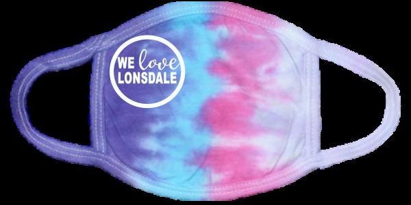 We Love Lonsdale CCandy TD Mask