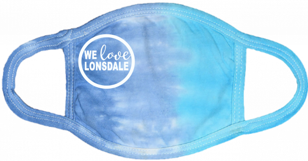 We Love Lonsdale Lagoon TD Mask