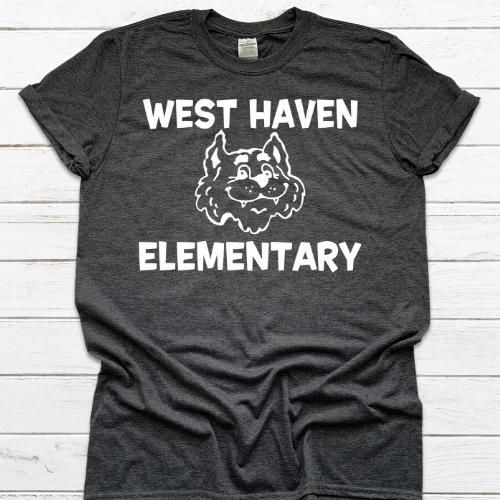 WH Elem Black Tshirt