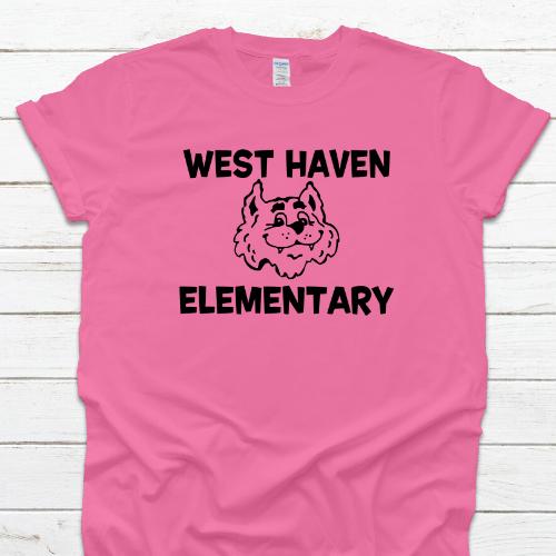 WH Elem Hot Pink Tshirt